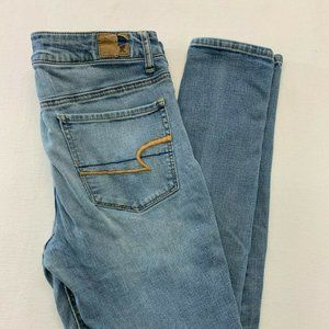 American Eagle High Rise Jeggings Women's Size 10